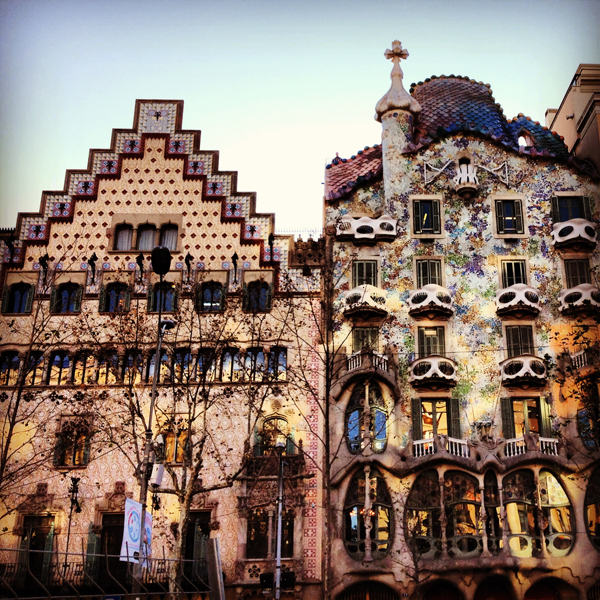 Okay, Okay, Here's Some Gaudí