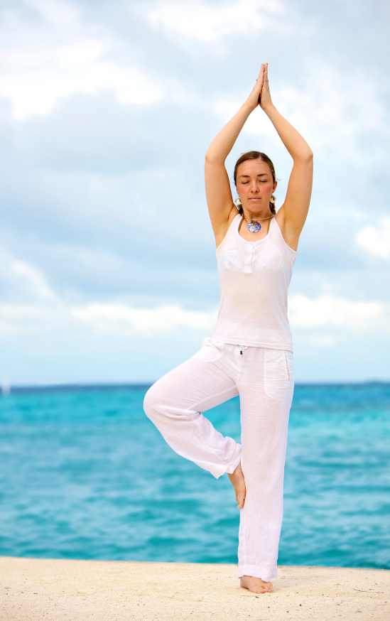 Top Ten Reasons to Try Yoga