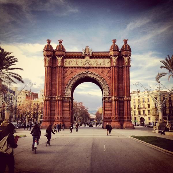Finding a Groove in Barcelona
