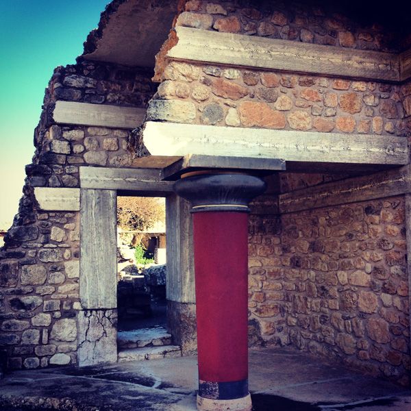 Europe's Oldest City – Knossos