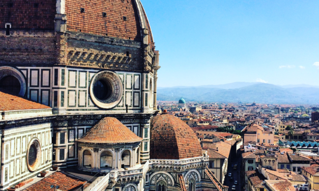 414 Steps to Amazing Views of Florence