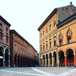 Porticos, The Pinacoteca, and Piazzas in Bologna