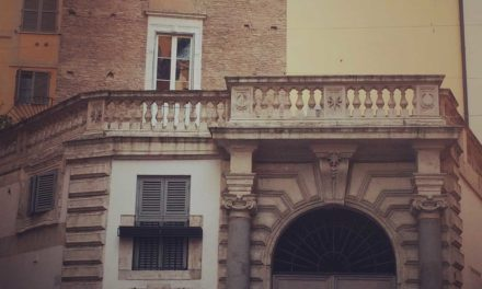 Movie Location Spotting in Rome