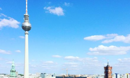 2 Nights in Berlin, 2 Lofty Views