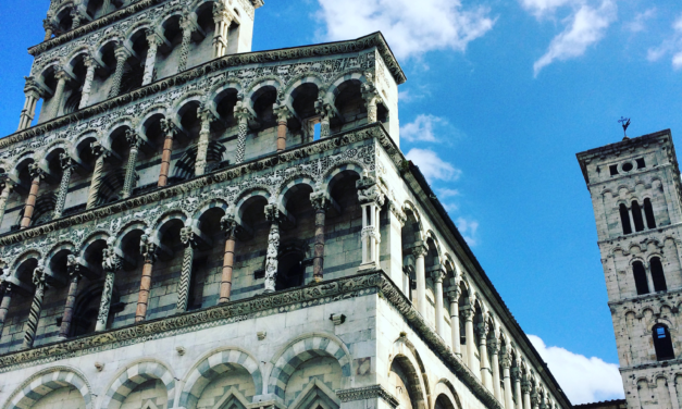 Lost in Lucca