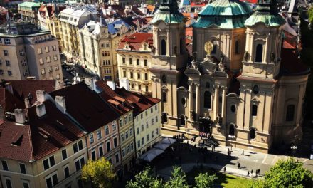 Two Nights in Prague – Part 1